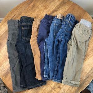 Carter's, Old Navy Toddler Boys Blue Jeans Pants